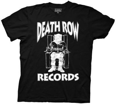 Death Row Records- Logo