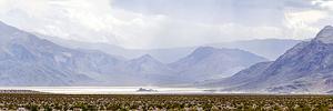 Death Valley Racetrack, Death Valley National Park, California, USA