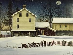 Barn by Debbi Wetzel