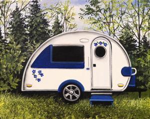 Camper by Debbi Wetzel