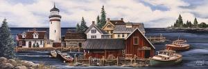 Wide Harbor by Debbi Wetzel