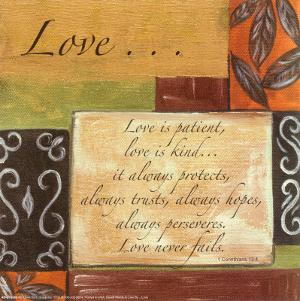 Words to Live By: Love by Debbie DeWitt