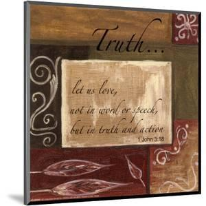 Words to Live By: Truth by Debbie DeWitt