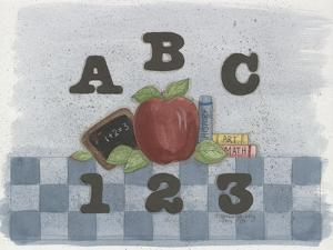 ABC, 123 by Debbie McMaster