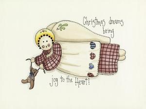 Christmas Dreams Angel by Debbie McMaster