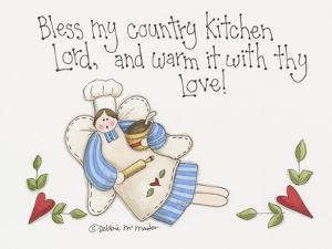 Country Kitchen by Debbie McMaster