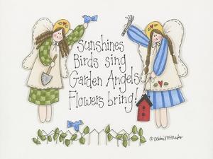 Garden Angels by Debbie McMaster