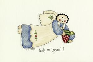 Girls are Special Angel by Debbie McMaster