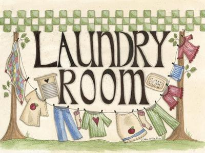 Laundry Room by Debbie McMaster