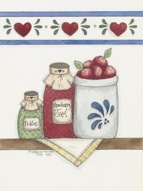 Strawberry Jam by Debbie McMaster