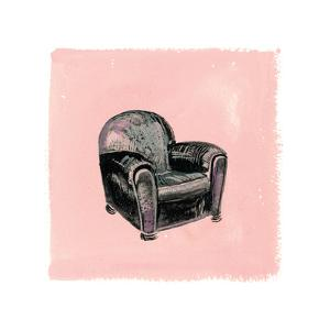 Frau Chair III by Debbie Nicholas