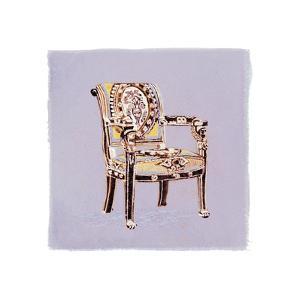 Urn Chair I by Debbie Nicholas