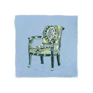 Urn Chair II by Debbie Nicholas