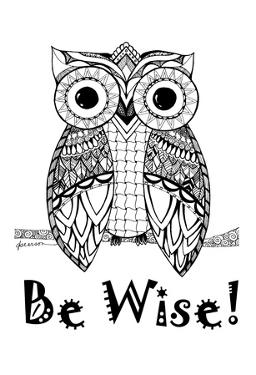Be Wise Owl by Debbie Pearson