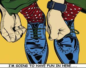 I'm Going to Have Fun in Here.... by Deborah Azzopardi
