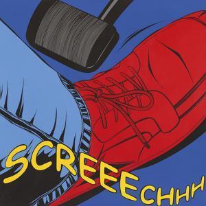 Screeechhh by Deborah Azzopardi
