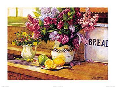 Lilacs & Lemons