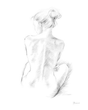 Back Study by Deborah Pearce