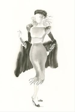 Couture Noir - Silk by Deborah Pearce