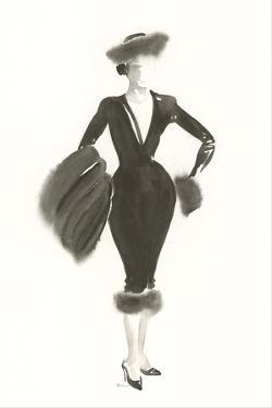 Couture Noir - Twill by Deborah Pearce