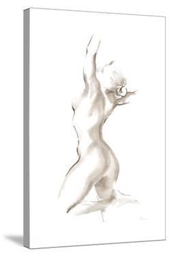 Danseuse - L'aire by Deborah Pearce