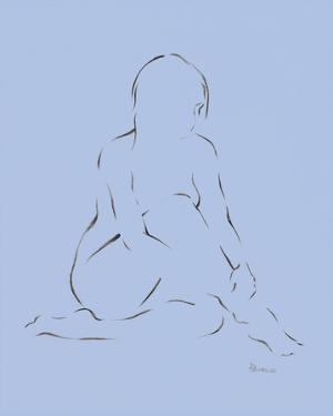 Lumiere du Matin I by Deborah Pearce