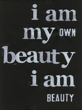 Be Beautiful I by Deborah Velasquez