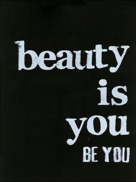 Be Beautiful IV by Deborah Velasquez