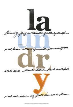 Laundry Lines I by Deborah Velasquez