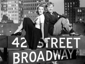 Debuts a Broadway Babes on Broadway, 1941