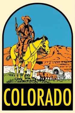 Decal of Colorado