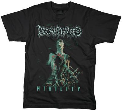 Decapitated - Nihility