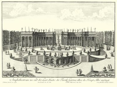 Fountains of Versailles III