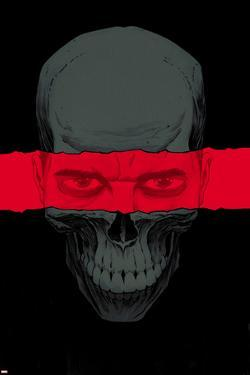 The Punisher No. 1 Cover Art by Declan Shalvey
