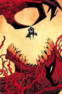 Venom #33 Cover: Venom, Toxin by Declan Shalvey
