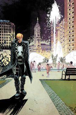 Venom #36 Cover: Venom, Thompson, Flash by Declan Shalvey
