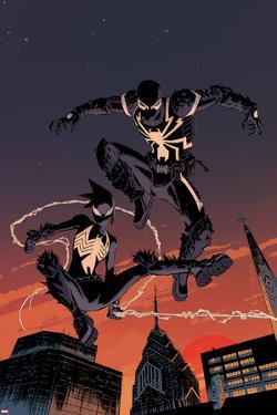 Venom #40 Cover: Venom, Mania by Declan Shalvey