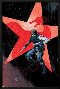Winter Soldier #17 Cover: Winter Soldier by Declan Shalvey