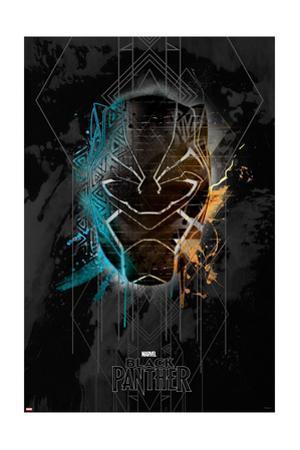 Deco Black Panther