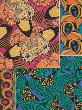 Decorative Butterflies III