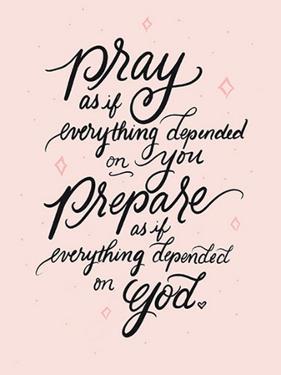 Pray by Dee Batista