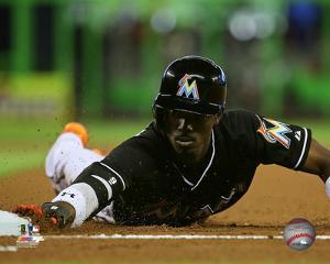 Dee Gordon 2015 Action