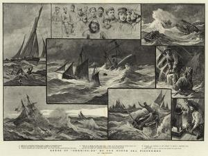 Deeds of Derring-Do by Our North Sea Fishermen