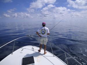 Deep Sea Fisherman