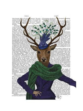 https://imgc.allpostersimages.com/img/posters/deer-and-fascinator_u-L-Q11AK0R0.jpg?p=0