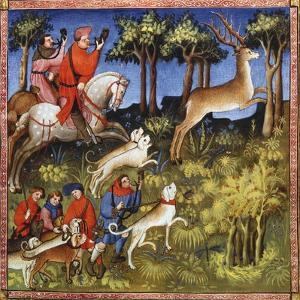 Deer Hunt, 15th Century