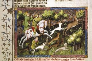 Deer Hunt, 15th Century