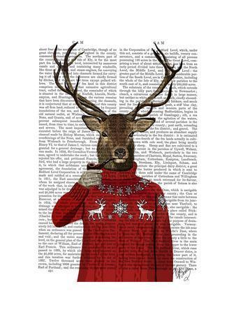 https://imgc.allpostersimages.com/img/posters/deer-in-ski-sweater_u-L-Q11AFEI0.jpg?p=0