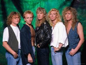 Def Leppard - 15 Months of Rock 1987