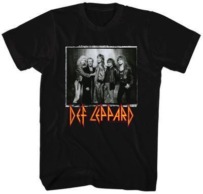 Def Leppard- Band Mates